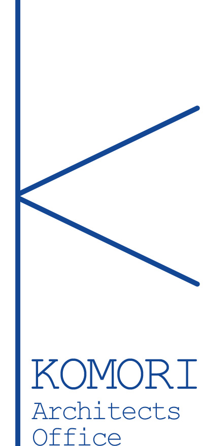 KOMIRI ARCHITECTS OFFICE logo